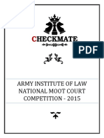 CheckMate 2015 AIL Mohali