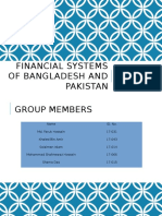Financial Systems of Bangladesh and Pakistan