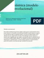 Traza Sísmica (Modelo Convolucional)