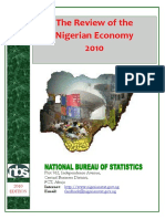 2010 Review of the Nigerian Economy