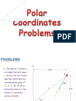 G15_Dynamics_Curilinear Motion_Polar Coordinates - Problems(1)