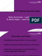 4 Eating Disorders Nicky Duncombe TARGET Session 22092016