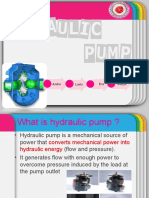 Pompa Hidrolik Fix
