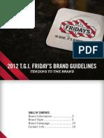 Fridays Brand Guide