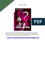 [ Scarica ] Come Un Film PDF