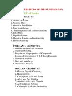Fiitjee Rankers Study Material Rsm