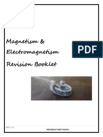 Electromagnetism Notes