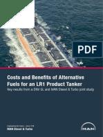 Alternative Fuels Low speed diesel engines