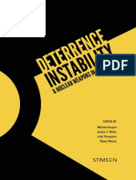 Deterrence Instability WEB