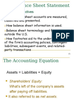 ACCT303 Chapter 4A - Balance Sheet, Teaching Pp-1