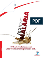 Eu Funded Malaria Research Leaflet En