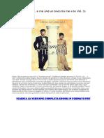 [ SCARICA ] Fermo a Te... e Me (Ad Un Bivio Tra Me e Te Vol. 3) PDF