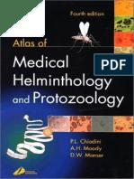 Atlas of Medical Helminthology & Protozoology, 2001, Pg