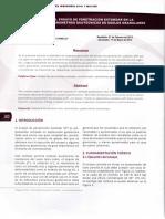 Aplicación Ensayo Penetración Estándar en La Determinación de Parámetros Geotécnicos de Suelos Granulares. Soriano,C