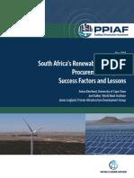 Eberhard et al. (2014) South Africa's Renewable Energy IPP Procurement Program - Success factors and lessons.pdf