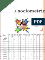 Metoda Sociometrica