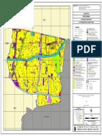 Peta Zonasi Duren Sawit (Jakarta Timur)