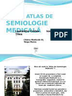 Atlas de Semiologie Medicala