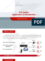 Fullriver POE Switch Introduction