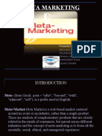 Meta Marketing