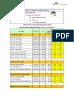 KSBCL Price List