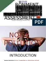 EIA-Noise Pollution