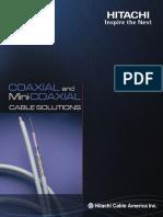 HCA Mini Coax Catalog