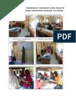 Dokumentasi Pembinaan Terhadap Guru Paud