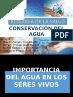 Cuidado y Mantenimiento Del Agua SEMINARIO