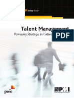 Talent Management Powering Strategic Initiatives