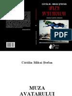Catalin-Mihai Stefan - Muza avatarului (pdf+cop)