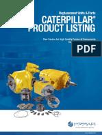 HG CaterpillarPartsListing Web
