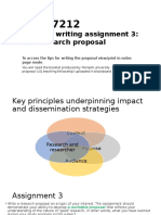 EDUC7212 Guide to Writing Assignment 3