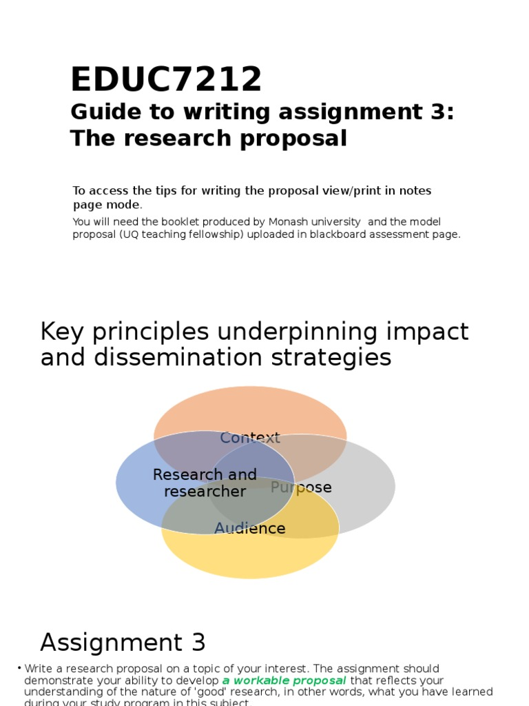 Educ7212 Guide To Writing Assignment 3 Focus Group