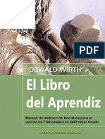 12. El Libro Del Aprendiz Oswald Wirth