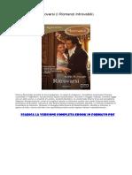 [ SCARICA ] Ritrovarsi (I Romanzi Introvabili) PDF