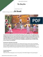 History of Silk Road