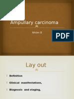 Ampullarycarcinoma 140827105523 Phpapp02 (1)