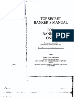 Top Secret Bankers Manual