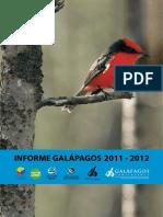 InformeGalapagos 2011-2012
