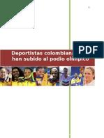 Medallistas Olímpicas Colombianas