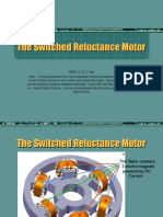 The Switched Reluctance Motor ppt