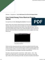 Cara Untuk Buang Virus Shortcut Dengan Mudah.pdf