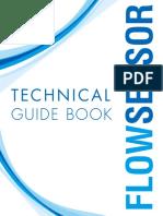 Flow Sensor Technical Guide Book