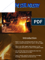 Know the Steel Industry