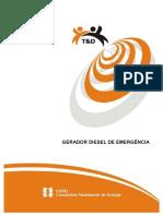 Apostila-Gerador Diesel de Emergência