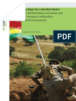 Any Hope for a Kurdish State