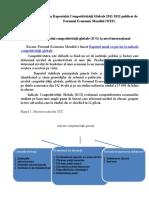 Sinteza Raportului Competitivitatii Globale 2011-1-0
