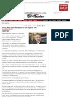 Harry Reid Dares Nevadans to Vote Against Him
