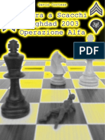 Guerra a Scacchi - Baghdad 2003 - Operazione Alfa